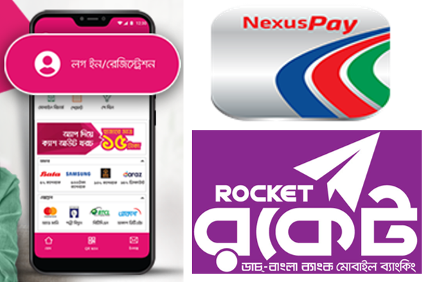 Competition is expected to intensify in Bangladesh's mobile wallet / payment industry