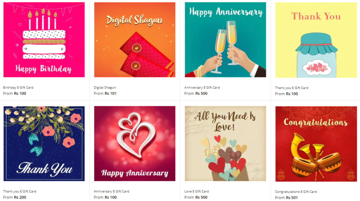 Competition in Indian gift card industry intensifies as Paytm launches Paytm Postcards